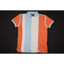 Tommy Hilfiger Polo T-Shirt TShirt Hemd Streifen Stripes...