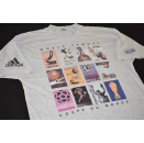 Adidas France 98 1998 World Cup Coupe de Monde T-Shirt WM...