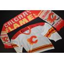 NHL Calgary Flames Trikot Jersey Maglia Camistea CCM...
