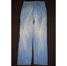 Levis Jeans Hose Levi`s Pant Trouser 518 Denim Distressed...