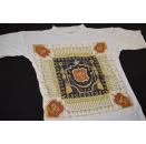 Hamilton Stewart Green Vintage T-Shirt Top Gold Diamanten...