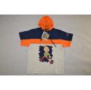 Adidas Bill Body T-Shirt Kapuze Hooded Tee Vintage...