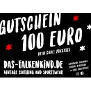 Geschenk Gutschein 100 Euro Gift Voucher Bueno Bono...
