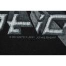 Static X Automatic Destruction Tour 2001 T-Shirt Nu Metal Giant Rock  Vintage L