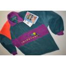 Adidas Pullover Fleece Sweat Shirt Sweater Pulli Vintage...