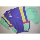 Adidas Trainings Jacke Sport Jacke Vintage Nylon Funky...