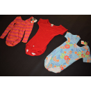 3x Carite Baby Dress Anzug Sport Gymnastik Suit Einteiler...