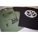 2x Pennywise T-Shirt Land of the free? 2001 Promo Punk...
