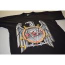 Slayer 1990 European Campaign Tour 90s 90er T-Shirt...