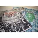 Paradise Lost Batik Tye Dye Tour Band 90s 1992 T-Shirt...