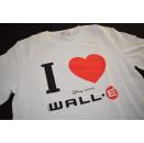 Wall E T-Shirt Film Movie Promo 2008 Comic Animation...