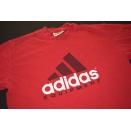 Adidas Equipment T-Shirt TShirt Big Logo Casual Rot...