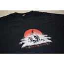 White Stripes T-Shirt Pop Band Musik Konzert Tour Punk...