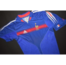 Adidas Frankreich Trikot Jersey France Maillot Camiseta...