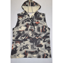 Reebok Tank Top sleeves Muscle Shirt Vintage Hoodie...