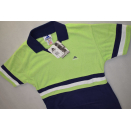 Adidas Polo T-Shirt Top Frotee Frottee Vintage Deadstock...