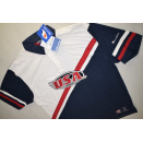 Champion Polo T-Shirt USA Vintage Deadstock Casual Style...