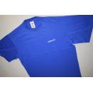 Adidas T-Shirt Sport Vintage Deadstock 80er 80s Blau...