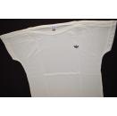 Adidas T-Shirt Vintage Deadstock Sport Damen Weiß...
