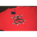 Stüssy T-Shirt Vintage Spellout Punked out Logo...