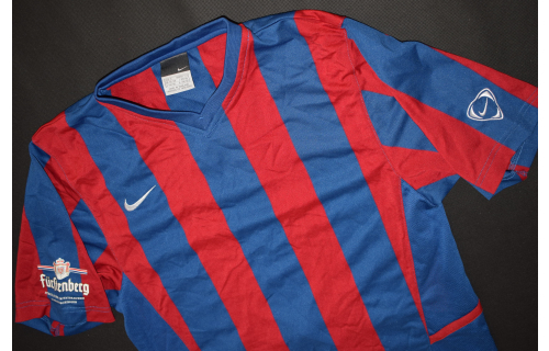 Nike Trikot Jersey Maglia Camiseta Tricot Shirt Rohling Vintage Fürstenberg Gr S