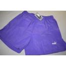 Puma Shorts Short kurze Hose Pant Trouser Vintage Nylon...