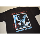 Dire Straits T-Shirt On every Street World Tour 1992 90s...