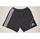 Adidas Short Shorts Hose Sport Shell Jogging Fussball Vintage 2008 164 Kid L NEU