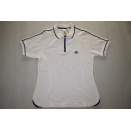 Adidas T-Shirt Polo Sport Vintage Deadstock Champions...