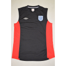 Umbro England Tank Top Trikot Jersey Maglia Camiseta...