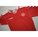 Hummel Dänemark Trikot Jersey Camiseta Maglia...