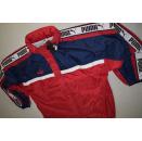 Puma Regen Jacke Rain Wind Jacket Coat Windbreaker 80s...