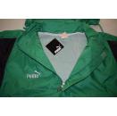 Puma Regen Jacke Rain Wind Jacket Coat Windbreaker 90s Nylon Glanz Vintage XXL  NEU