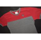 Nike T-Shirt TShirt Vintage 90s 90er Sport Two Tone Grau...