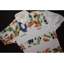 Adidas T-Shirt Polo Trikot Jersey Maglia Vintage 90er...