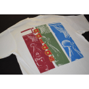 Adidas T-Shirt TShirt Vintage Deadstock 90er 90s...
