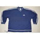 Adidas Pullover Windbreaker Sweater Sport Top Oberteil Vintage 90er 90s Mesh 5.M