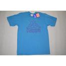 Kappa T-Shirt TShirt Team USA Track Field 90s 90er Blau...