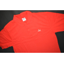 Puma T-Shirt Polo Vintage Deadstock VTG Tshirt 80er 80s...
