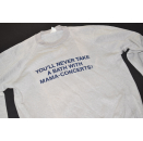 Mama Concerts Pullover Sweat Shirt Tour Promo Pop Band...