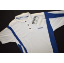 Adidas T-Shirt Polo TShirt Vintage Tennis Tech Comfort...