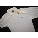 Nike Polo T-Shirt Vintage Deadstock Tennis 90s 90er...