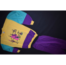 Sitting Bull Trainings Anzug Jogging Jump Suit Vintage...