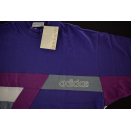 Adidas T-Shirt TShirt Vintage Deadstock 80s 90s Funky Grafik Graphik S M NEU NEW