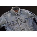 Levis Jeans Jacke Jacket Trucker Vintage Distressed...