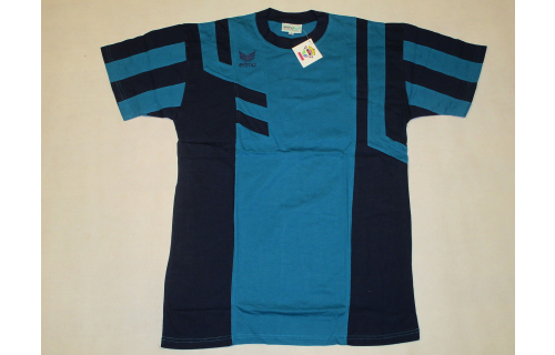 Erima T-Shirt TShirt Vintage Deadstock Oldschool Funky 80s 90s S M L XL NEU NEW