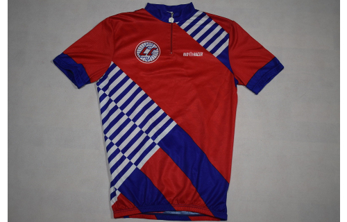 Bio Racer Fahrrad Rad Trikot Shirt Bike Jersey Maillot Maglia Shirt Champion S-M