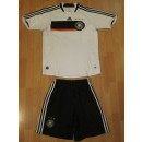 Adidas Germany Deutschland Trikot Jersey DFB EM 2008 Maglia Camiseta Maglia 176 + Short