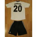 Adidas Deutschland Trikot Jersey DFB EM 2008 Maglia Camiseta Maglia 176 + Short