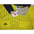Adidas Schiedsrichter Trikot Referee Jersey Maglia Camiseta Maillot 98 WM XL NEU